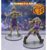 TT COMBAT Rolling Bones Zombie & Mummy