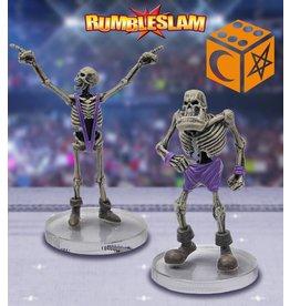 TT COMBAT Skeleton & Orc Skeleton