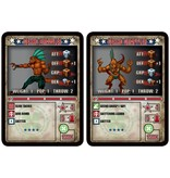 TT COMBAT The Forest Soul Gekko Brawler & Gekko Grappler