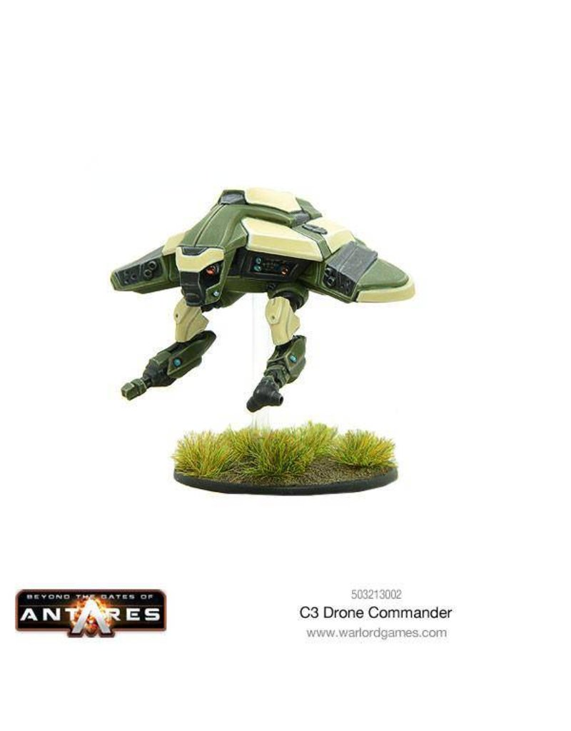 Warlord Games Concord Drone Commander