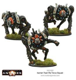 Warlord Games Tsan Ra Torus Squad
