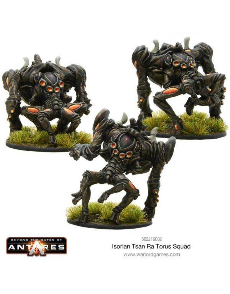 Warlord Games Isorian Tsan Ra Torus Army Squad