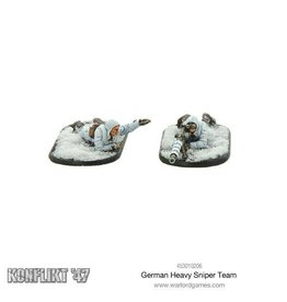 Warlord Games K47  Heavy Sniper Team