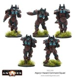 Warlord Games Algoryn Hazard Command Squad