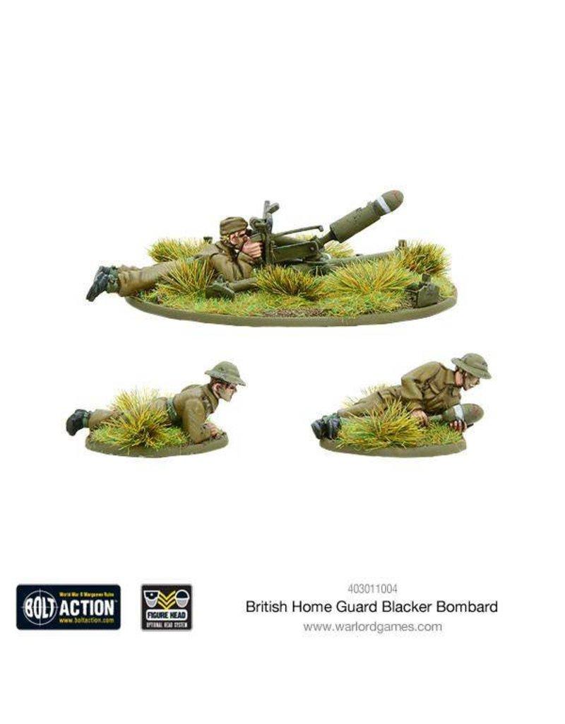 Warlord Games British Blacker Bombard (spigot mortar)