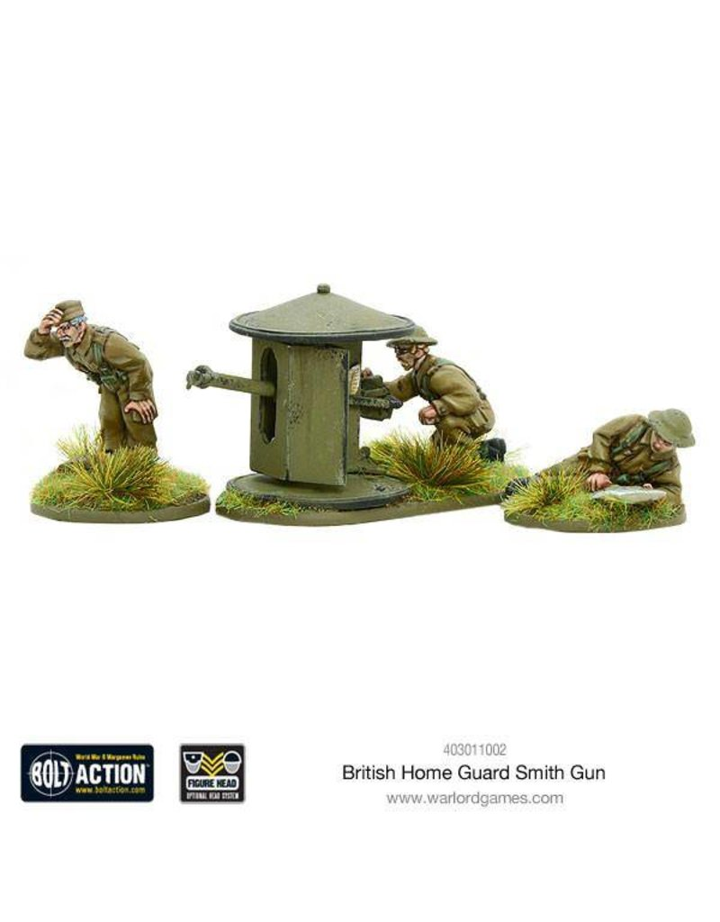 Warlord Games British Home Guard Smith Gun