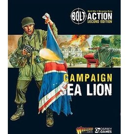 Warlord Games Operation Sea lion Supplement