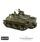 Warlord Games British Army M7 Priest self-propelled gun
