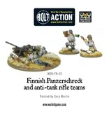 Warlord Games Finnish Army Panzerschreck and anti-tank rifle teams