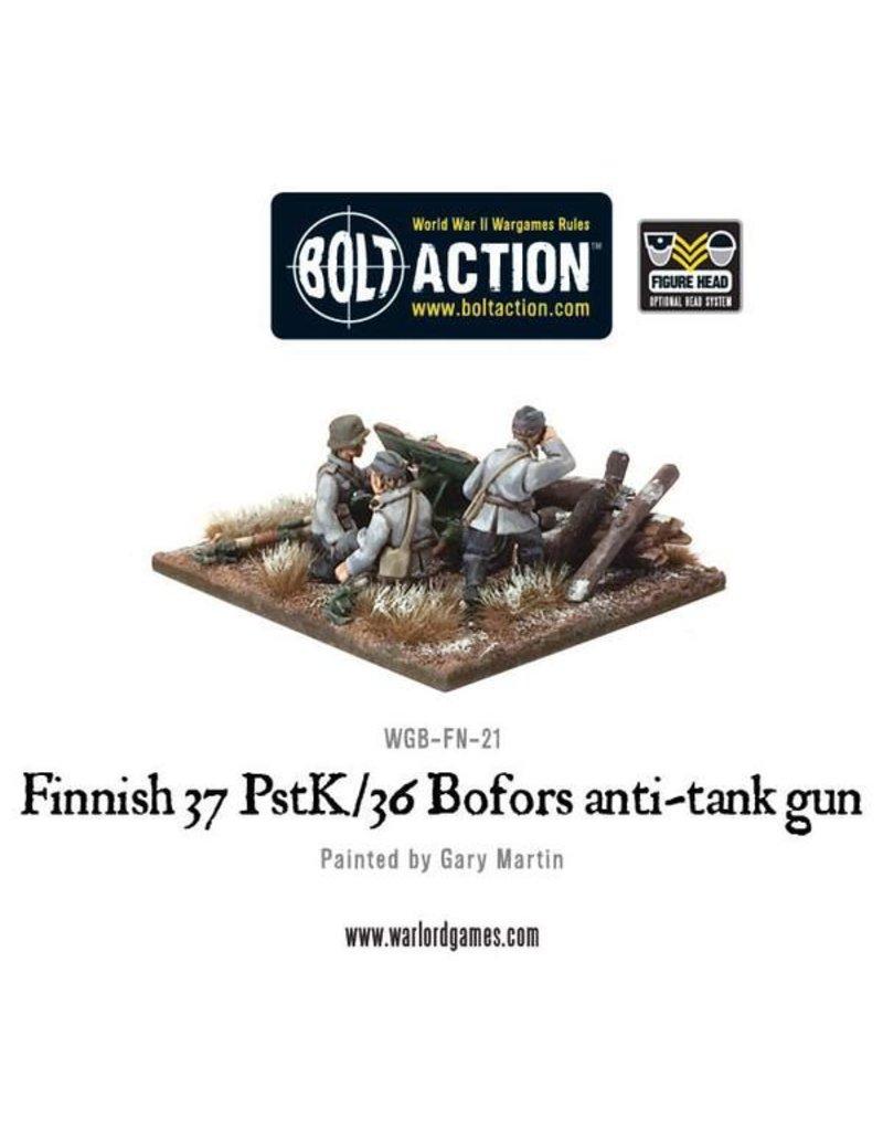 Warlord Games Finnish Army 37 PstK/36 Bofors anti-tank gun