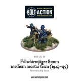 Warlord Games German Fallschirmjager 81 Medium Mortar team