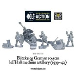 Warlord Games Blitzkreig German leFH 18 10.5cm howitzer