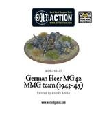 Warlord Games German Heer MG42 MMG Team