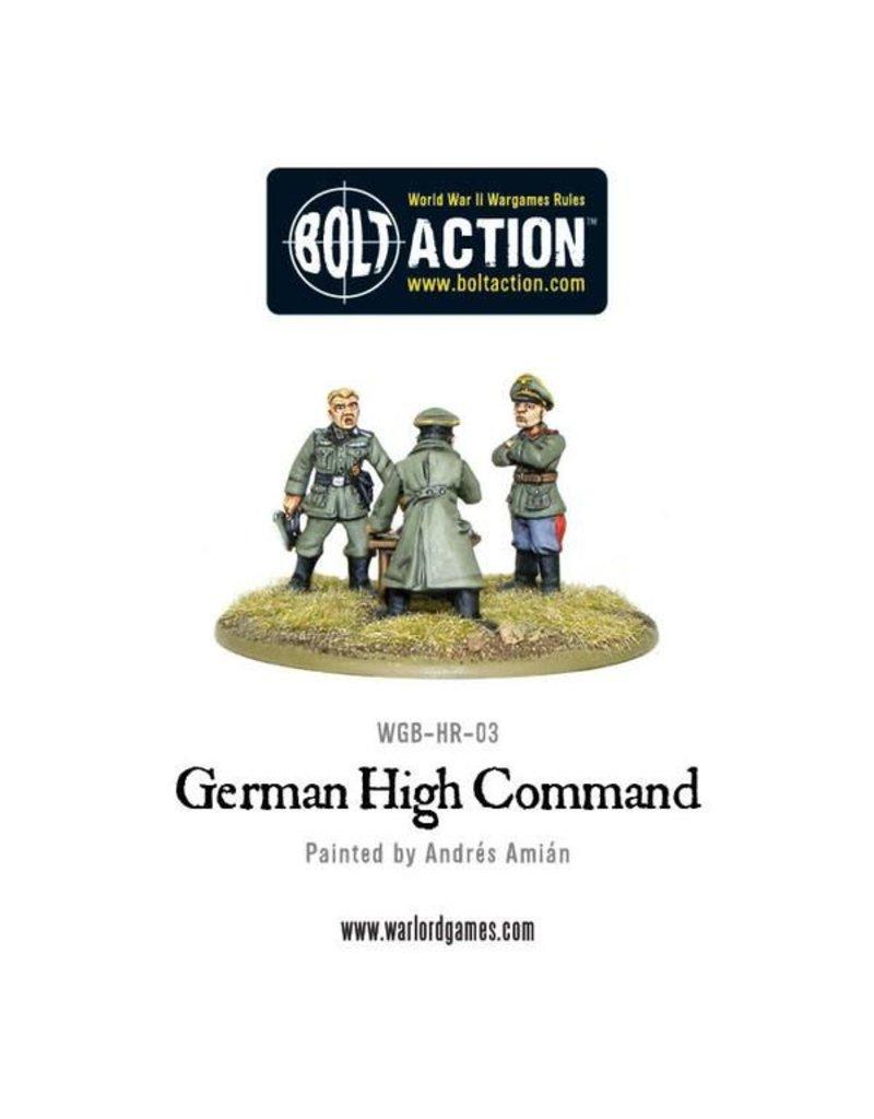 Warlord Games German Oberkommando der Wehrmacht