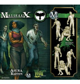 Wyrd Asura Roten (box of 3)