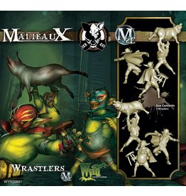 Wyrd Wrastlers (box of 3