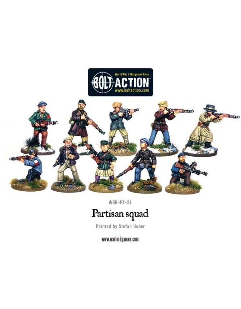 Warlord Games Partisan Band
