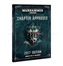 Games Workshop Warhammer 40000: Chapter Approved