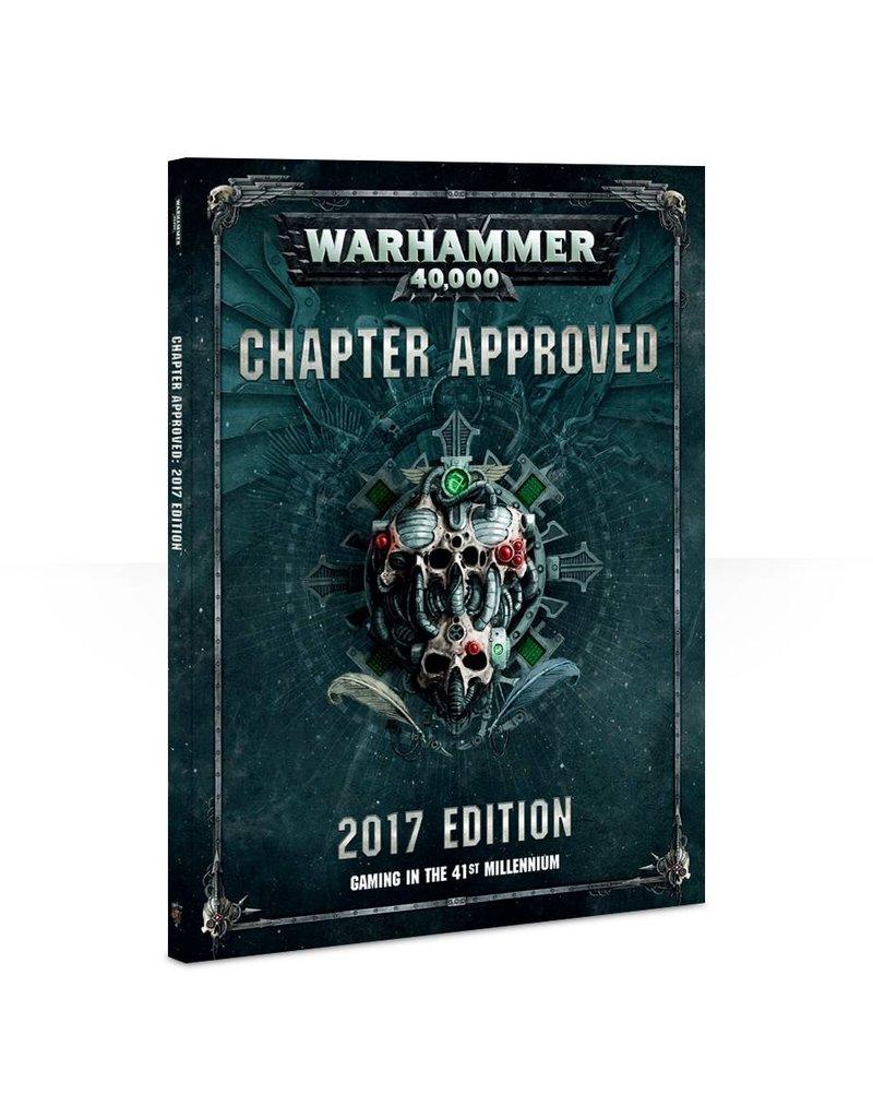 Games Workshop Warhammer 40000: Chapter Approved (EN)