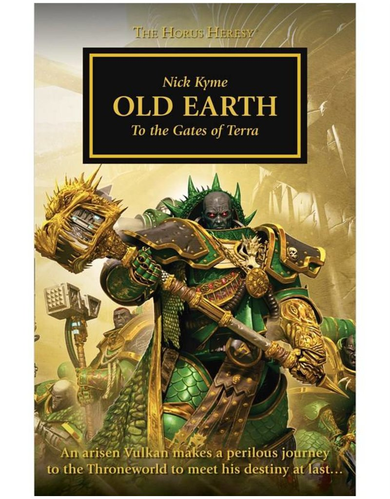 Games Workshop Horus Heresy: Old Earth (HB)