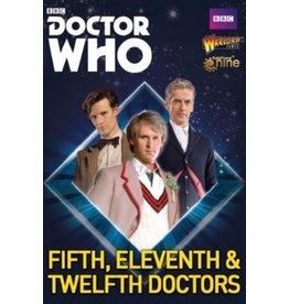 Warlord Games Fifth, Eleventh & Twelfth Doctors
