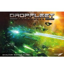 TT COMBAT Shaltari Fleet Box