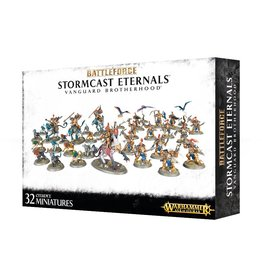 Games Workshop Stormcast Eternals Vanguard Brotherhood