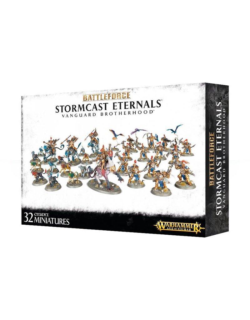 Games Workshop Battle Force: Stormcast Eternals Vanguard Brotherhood