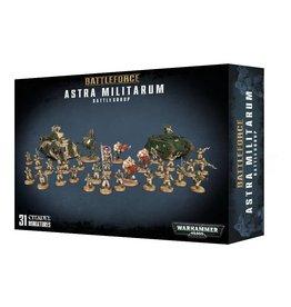 Games Workshop Astra Militarum Battle Group