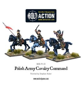 Warlord Games Polish Cavalry Command