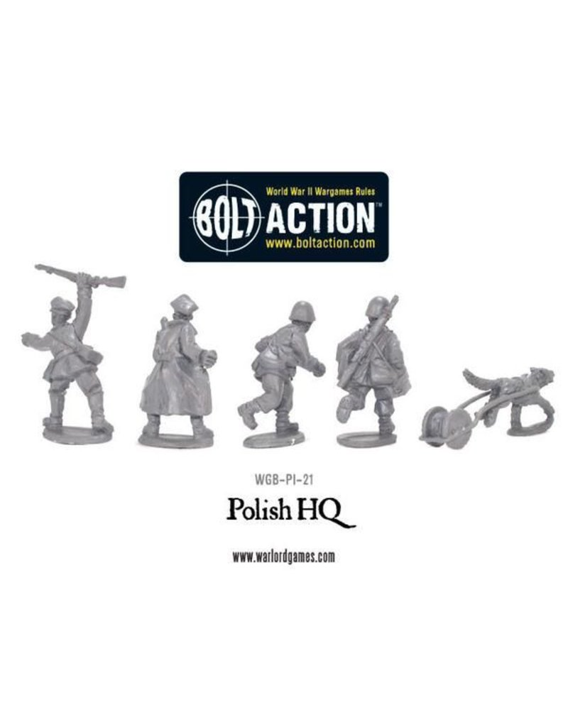 Warlord Games Polish Army Command