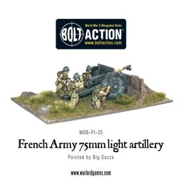 Warlord Games French 75mm Gun