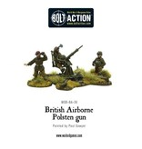 Warlord Games British Airborne Polsten Gun