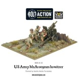 Warlord Games US Army M2A1 105mm Howitzer