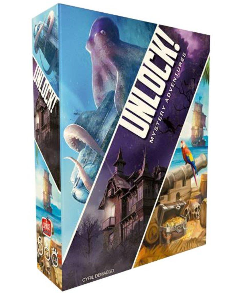 Asmodee Games Unlock 2!