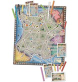 Days of Wonder Ticket To Ride France & Old West: Map Collection