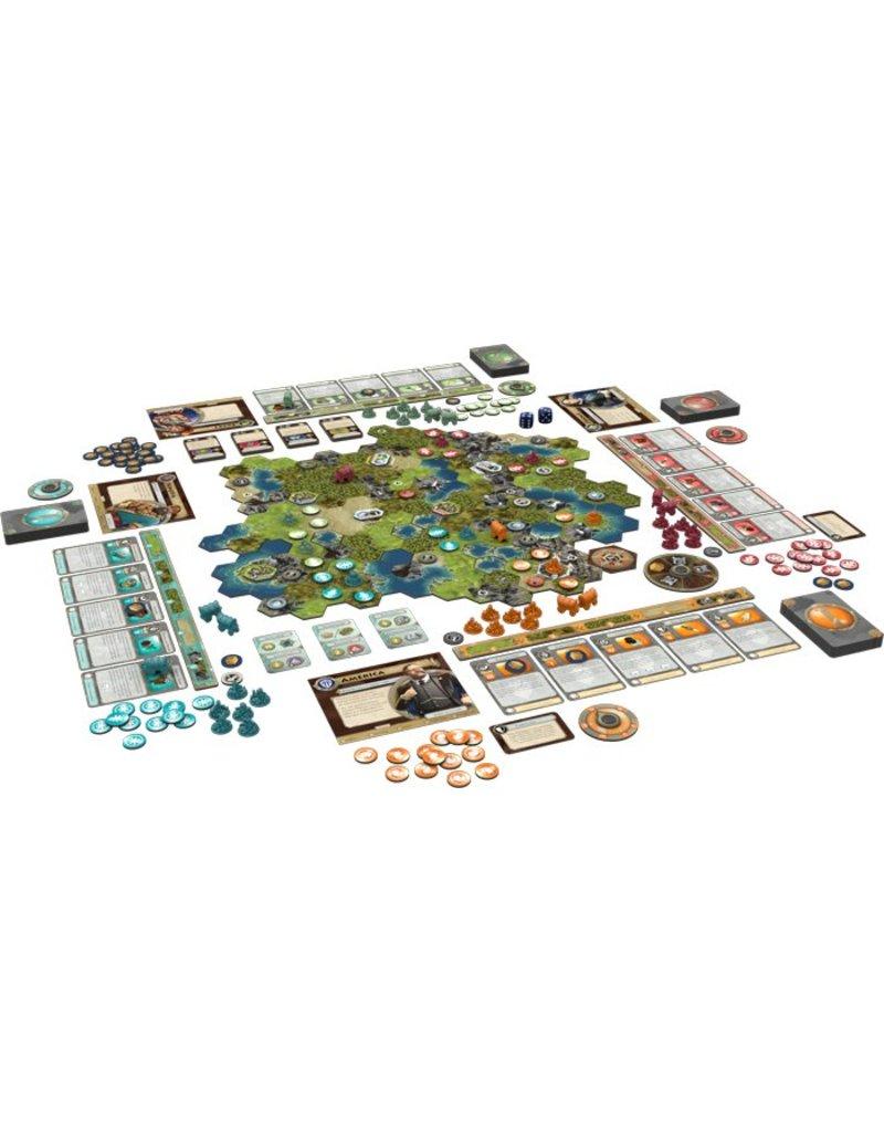 Fantasy Flight Games Civilization: A New Dawn