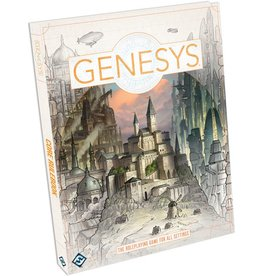 Fantasy Flight Games Genesys: Core Rulebook
