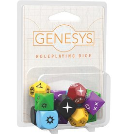 Fantasy Flight Games Genesys Roleplaying Dice