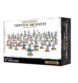 Games Workshop Tzeentch Arcanites Changecult