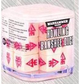 Games Workshop Howling Banshees Dice