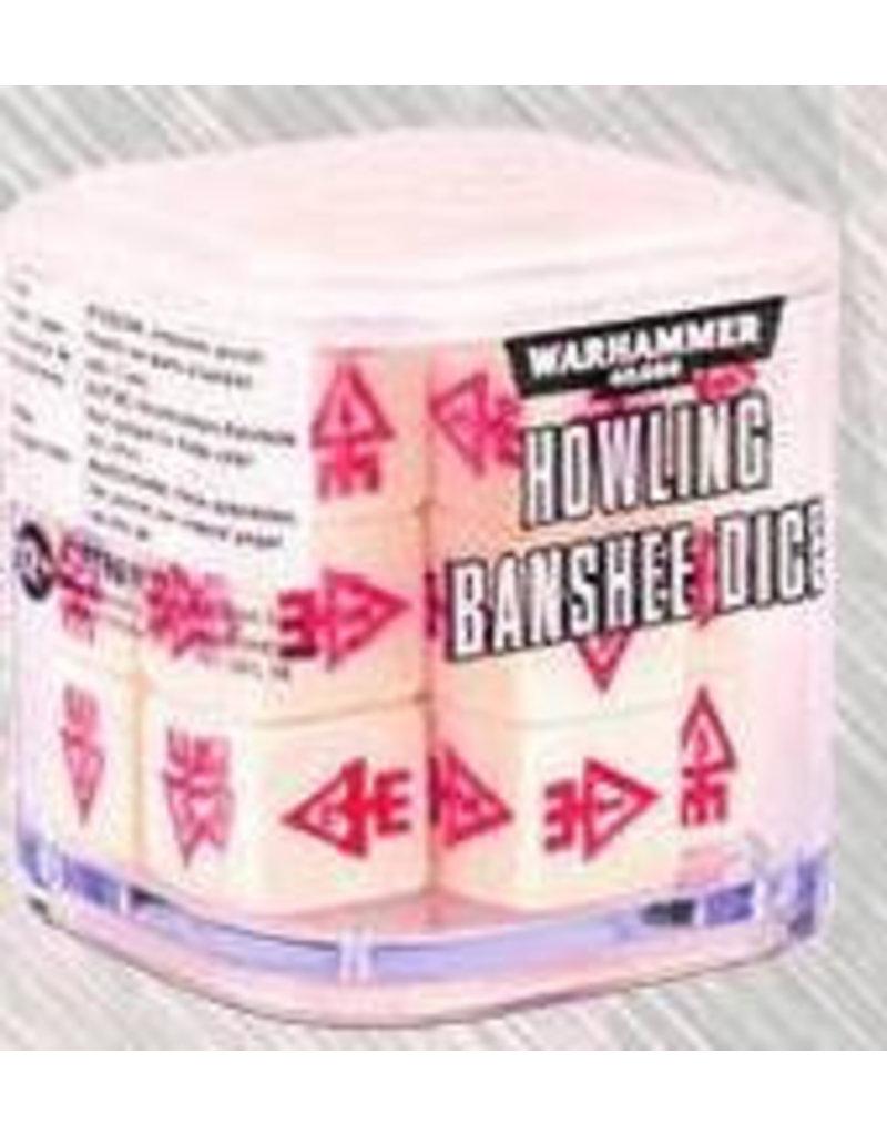 Games Workshop Warhammer 40000: Howling Banshees Dice