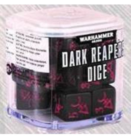 Games Workshop Dark Reapers Dice
