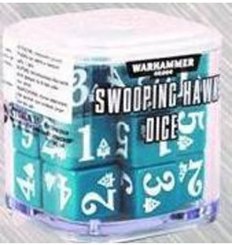 Games Workshop Swooping Hawk Dice