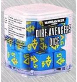 Games Workshop Dire Avengers Dice