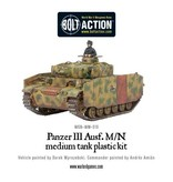 Warlord Games German Panzer III  Tank