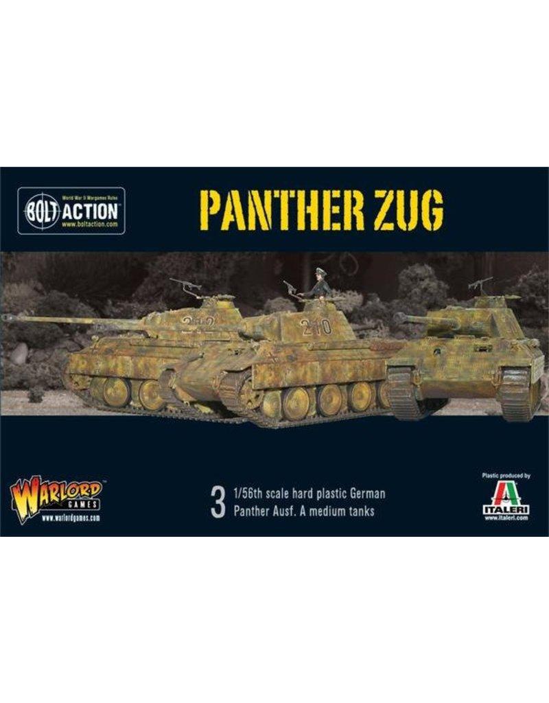 Warlord Games German Panther Zug (3)