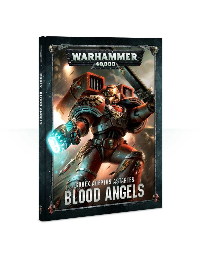 Games Workshop Codex: Blood Angels (HB) (EN)