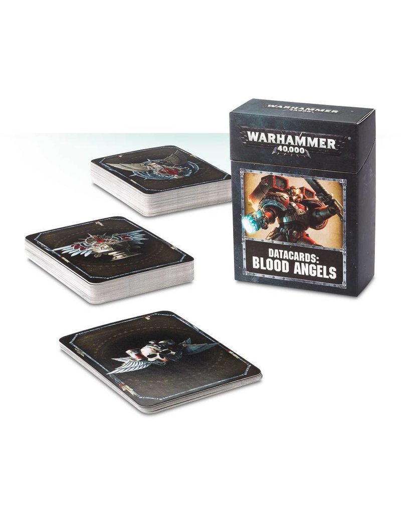 Games Workshop Datacards: Blood Angels (EN)