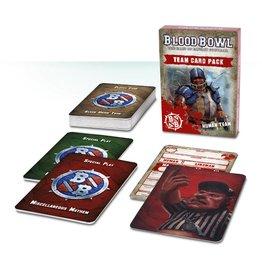 Games Workshop Human Team Cards (EN)